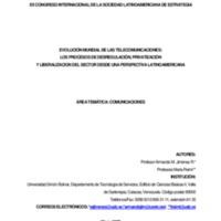 Evolución mundial de las telecomunicaciones y su impacto en la globalización económica.pdf