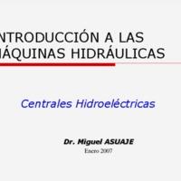 1-CURSO Turbomáquinas Hidráulicas -Generación Hidroeléctrica.pdf