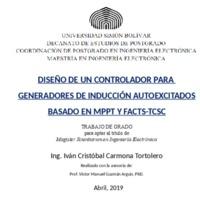 Presentación  Trabajo de Grado - Ing Iván Carmona Tortolero - Tutor Prof V Guzmán.pdf