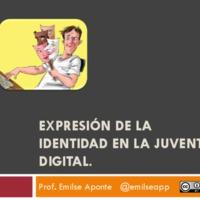 Expresión de la identidad en la juventud digital